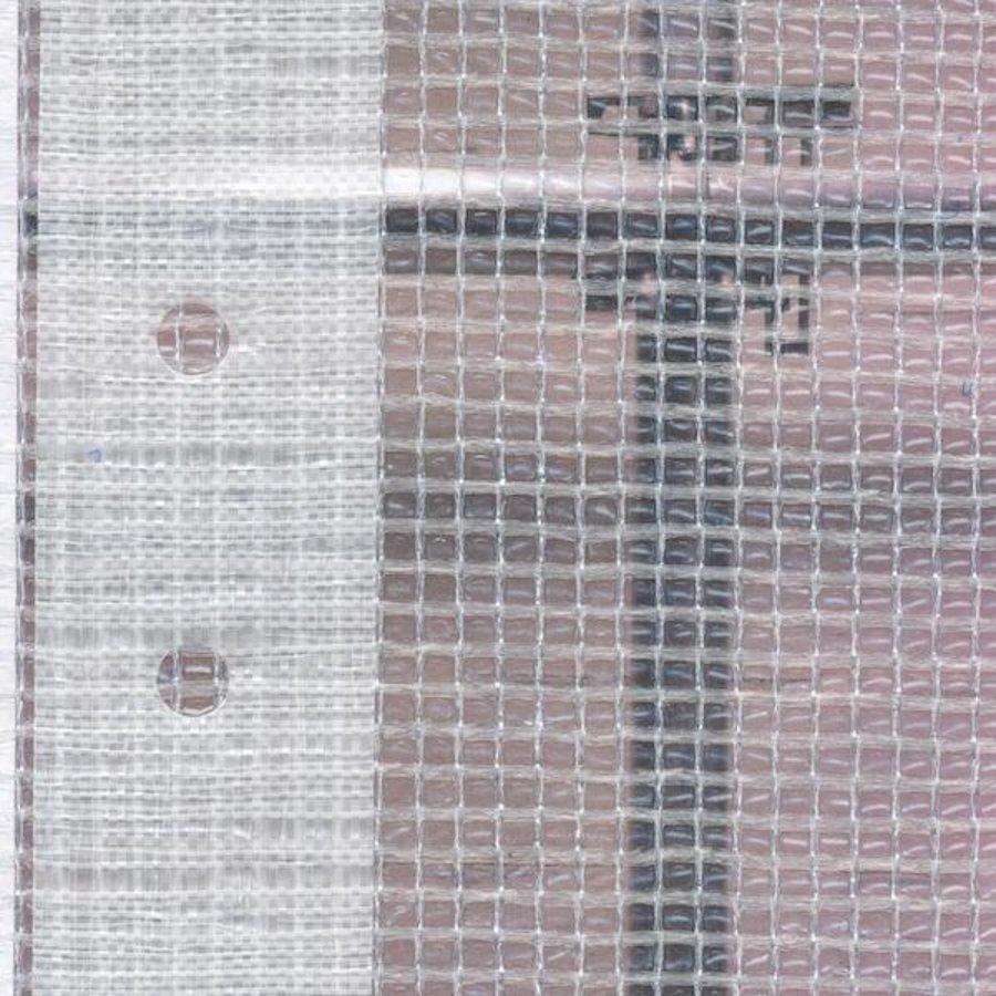Bâche d'échafaudage 3,20m x 20m PE/PP 180 - Transparent