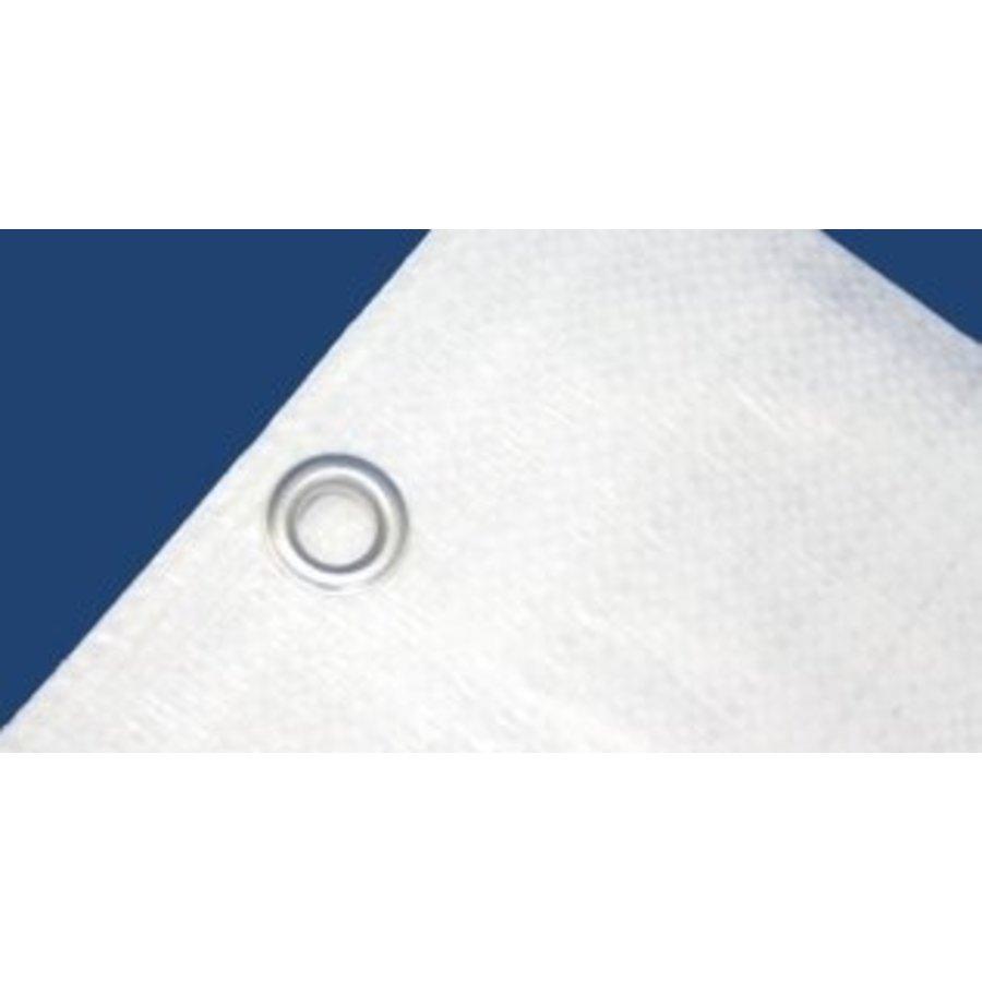 Bâche 10x20m 'Extra' PE 250 gr/m² - Blanc