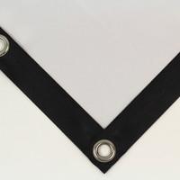 Bâche transparente de feuille en PVC 0,8mm ignifugé