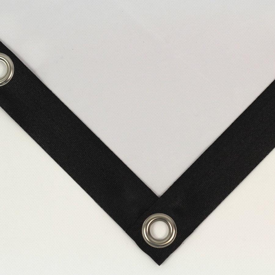 Bâche transparente de feuille en PVC 0,5mm ignifugé