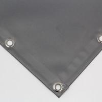 Housse PVC/fibre de verre 600 ignifugé - sur mesure