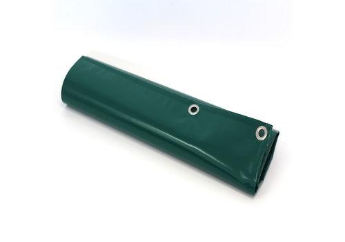 Afdekzeil 6x9 PVC 650 - Groen