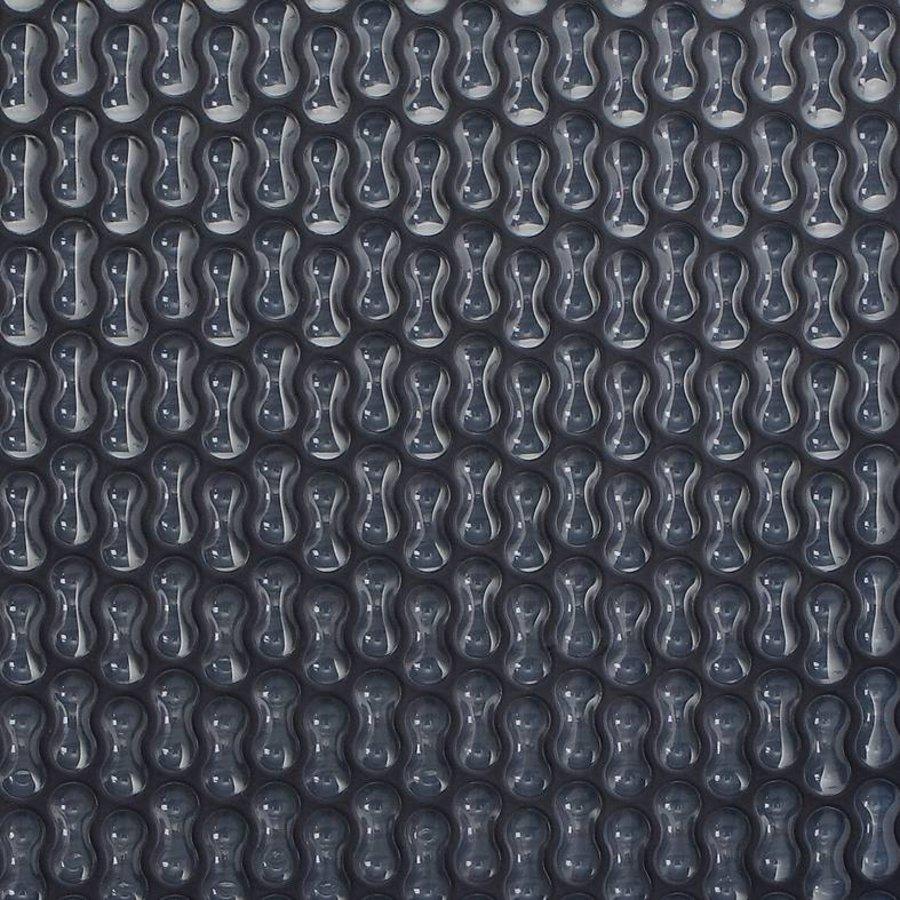 Zwembadzeil 2,50x2,50m noppenfolie EnergyGuard ST 500 micron Geobubble