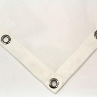 Filet PVC en treillis PVC 320 sur mesure - Blanc