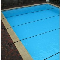 Spanbanden voor zwembadafdekking Winter