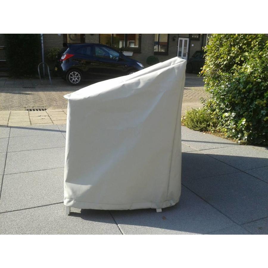 Hoes PVC 450 gr/m² op maat gemaakt