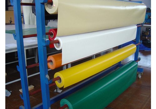 PVC zeildoek 650 - 2,50m breed