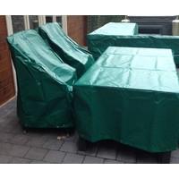 Hoes PVC 600 gr/m² op maat gemaakt
