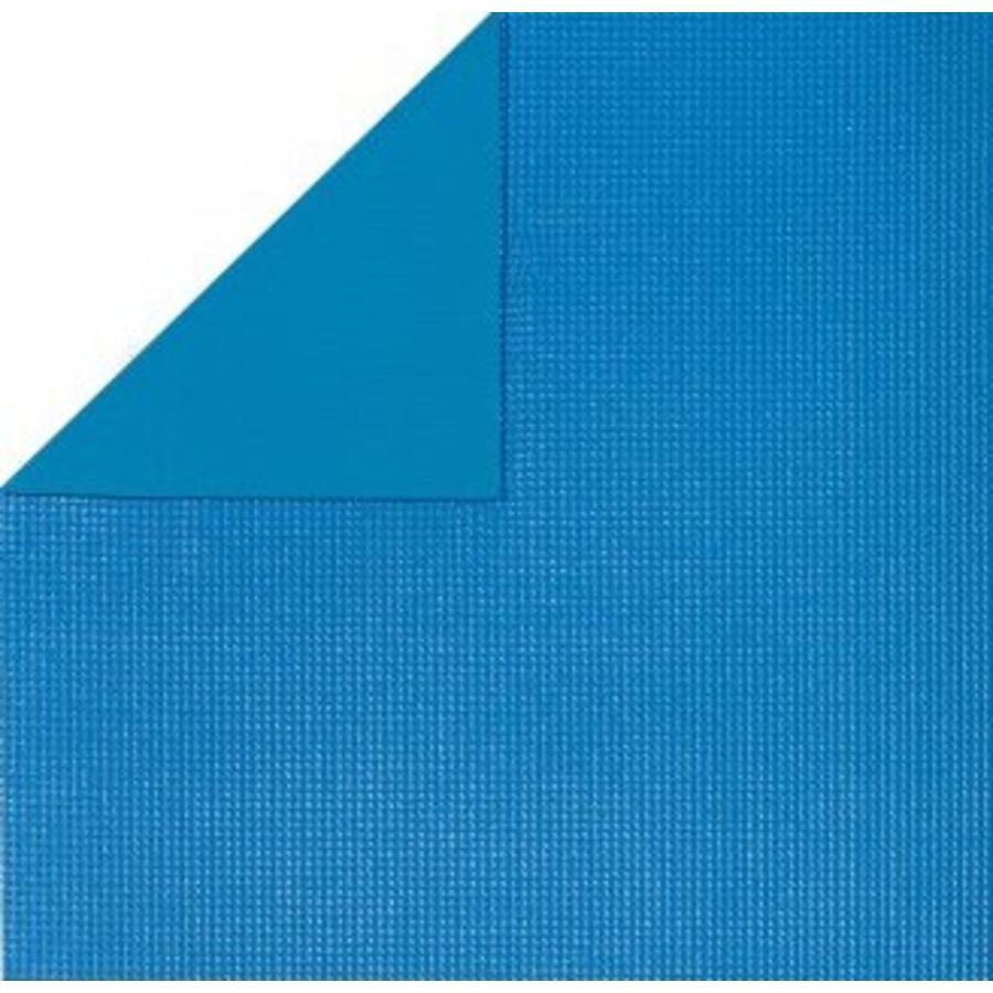 Zwembadzeil PE schuim dikte 6mm - Blauw