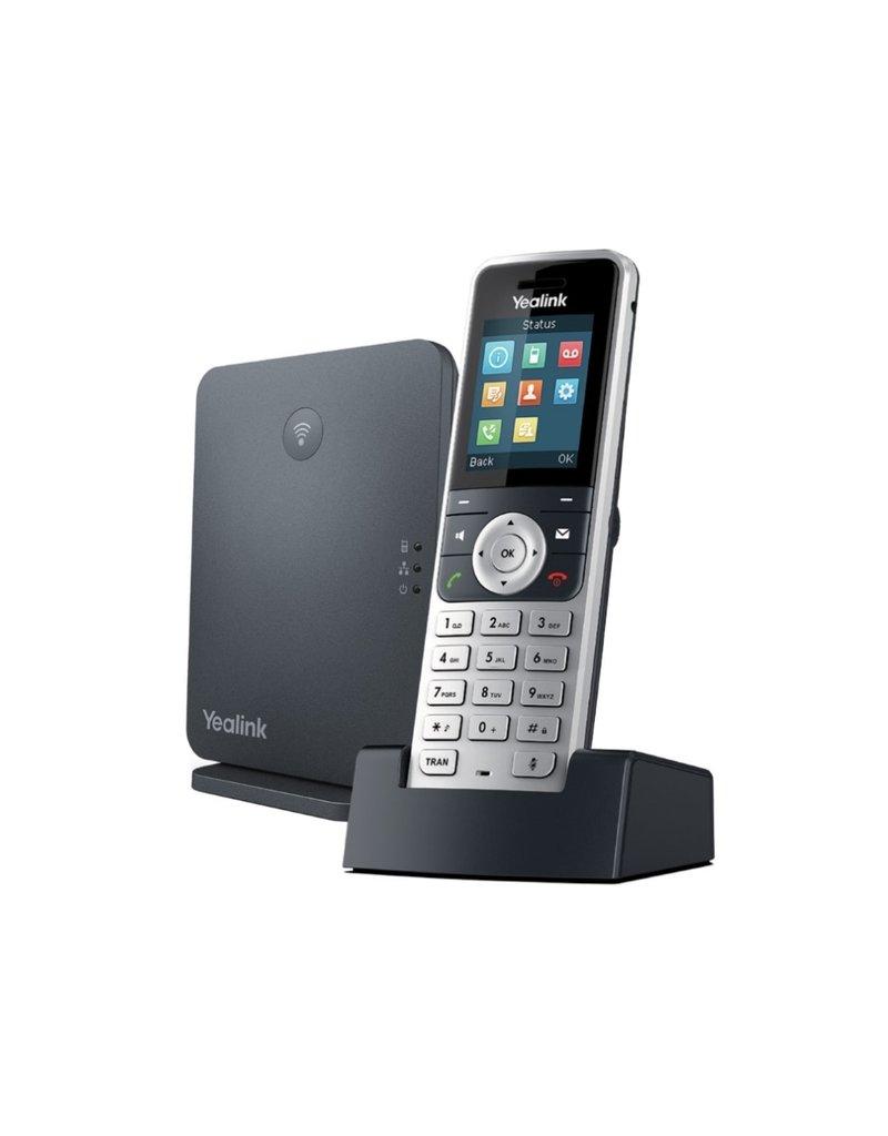 Yealink Yealink W53P HD IP DECT telefoon