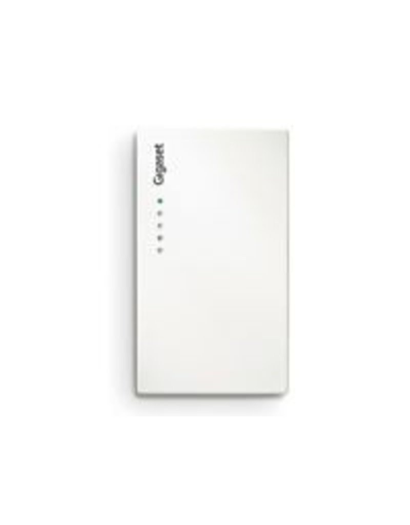 Gigaset Gigaset N720 IP PRO DECT IP Cordless, 8 parallel conversations per unit