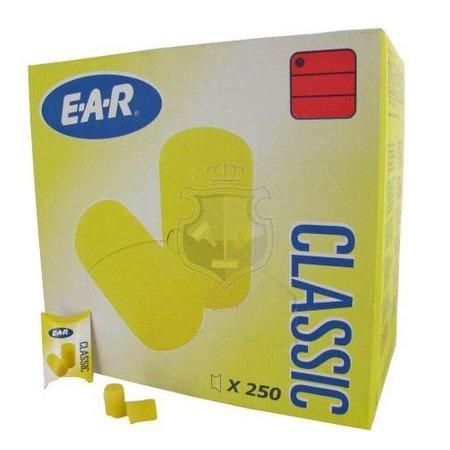 3M OORDOPPEN EAR CLASSIC - VERPAKKING 250 PAAR
