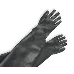 CONTRACOR Straalhandschoenen rubber | 600/800 mm.