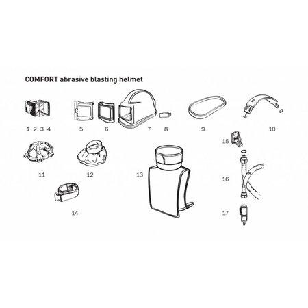 CONTRACOR ONDERDELEN  COMFORT | TYPE 1