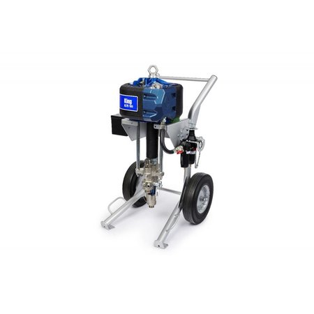 GRACO PNEUMATISCHE AIRLESS POMP GRACO KING 45:1