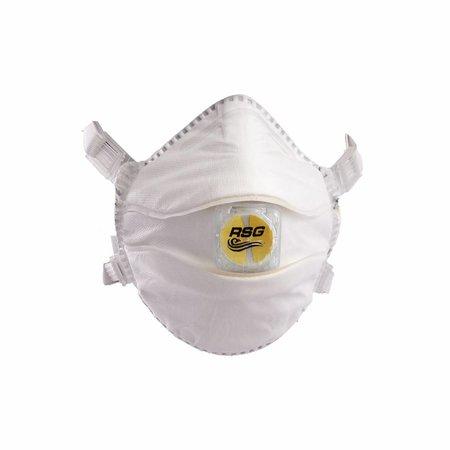 RSG Safety  Cupmasker C series - FFP3 NR D