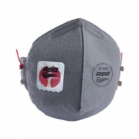 RSG Safety  Vouwmasker FGY series - FFP20V NR D