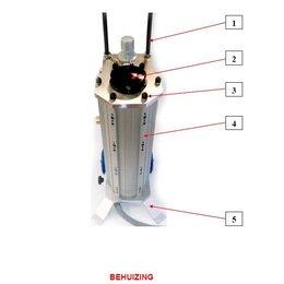 Problaster IBIX Onderdelen behuizing Problaster 9