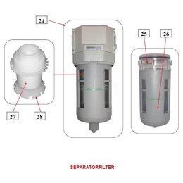 Problaster IBIX Separatorfilter Problaster 25