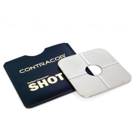 CONTRACOR OPPERVLAKTERUWHEID VERGELIJKINGSPLAAT - SHOT