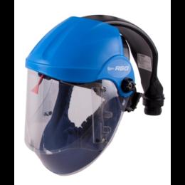 RSG Safety  T-AirVisor gelaatsscherm met luchtgordel