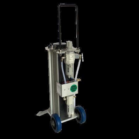 IBIX® IBIX® 9F2 H2O Straalketel prijs op aanvraag