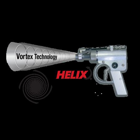IBIX® HELIX® 40 Straalketel prijs op aanvraag