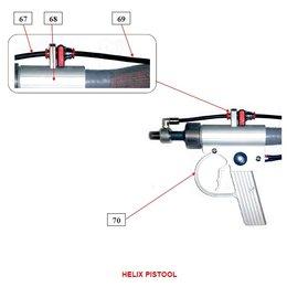 IBIX® Onderdelen IBIX® 25 Helix® pistool