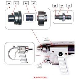 IBIX® Onderdelen IBIX® 25 H2O pistool