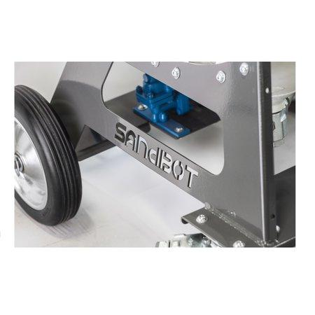 SANdBOT HYDRO STRAALKETEL 200L - EX uitvoering