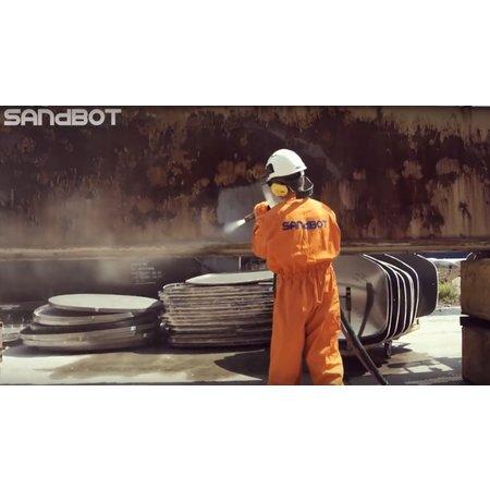 SANdBOT HYDRO STRAALKETEL 100Q / QST-SP