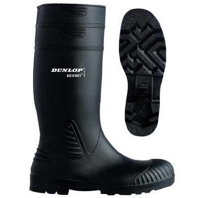 Dunlop STRAALLAARZEN - DUNLOP ACIFORT - S5