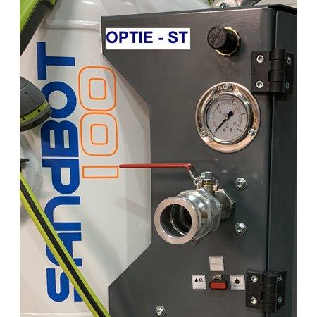 SANdBOT HYDRO STRAALKETEL 200L / LST-SP