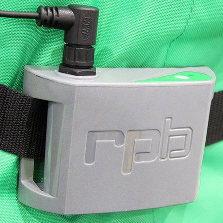 RPB Respiratory STRAALVERLICHTING VOOR STRAALHELM NOVA 3