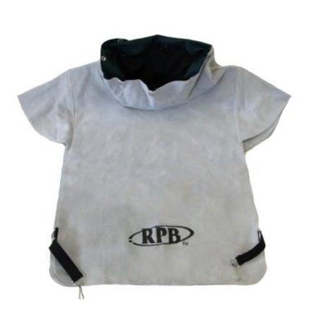 RPB Respiratory LEER PELERINE MET BINNENKRAAG VOOR NOVA 1 / 3