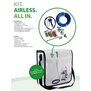AIRLESS KIT - ALL IN