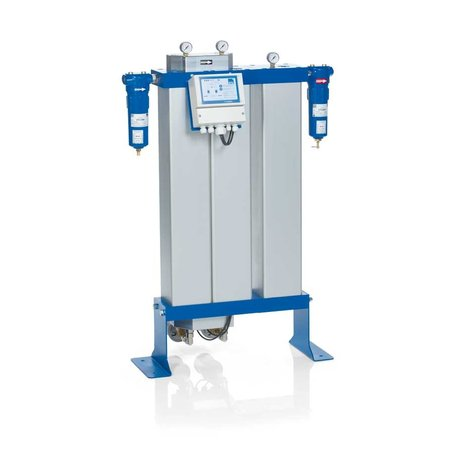 KSI ECOTROC-ATT Technische Ademluchtfilter Unit ATT-APN4 - 35 m³/uur