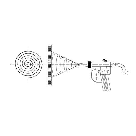 IBIX® IBIX® 25 Helix® pistool met  10 meter straalslang