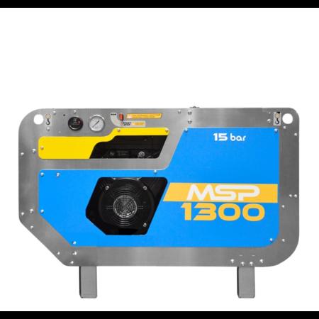 MAC3 SCHROEFCOMPRESSOR  MSP1300 | 1,3 m³/min.  | Skid-uitvoering