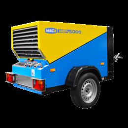 MAC3 MSP5000 | 5,0 m³/min.  Standaard uitvoering