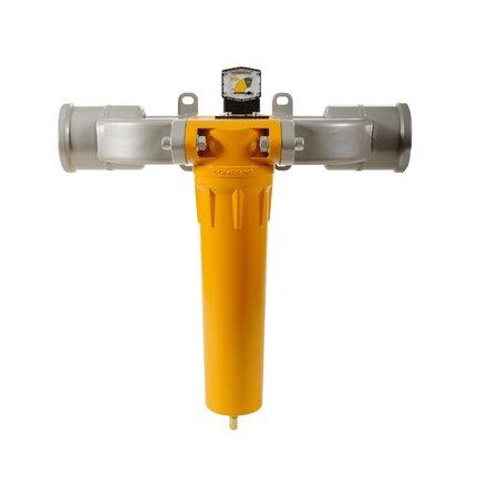 """COMPRAG Persluchtfilter DFF-230-Twin   23,0 m³/min.     3"""""""
