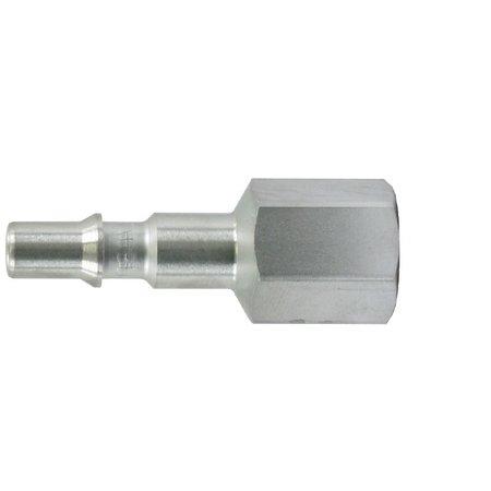 Stäubli INSTEEKNIPPEL RBE 08 ISO6150C met binnendraad