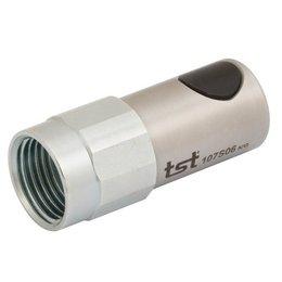 TST SNELKOPPELING ISO 6150C08 PROFIEL met binnendraad