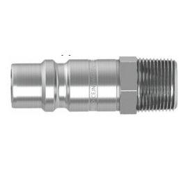 CEJN Insteeknippel 550 eSafe | ISO-B | BU-draad