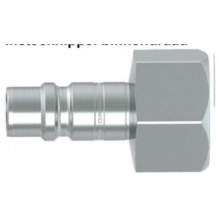 CEJN Insteeknippel 550 eSafe   ISO-B   BI-draad
