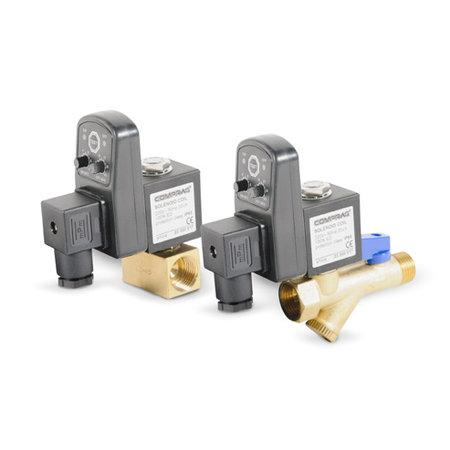 COMPRAG Tijdgestuurd Condesaatafvoerventiel TD tot max. 60,0 m³/min.