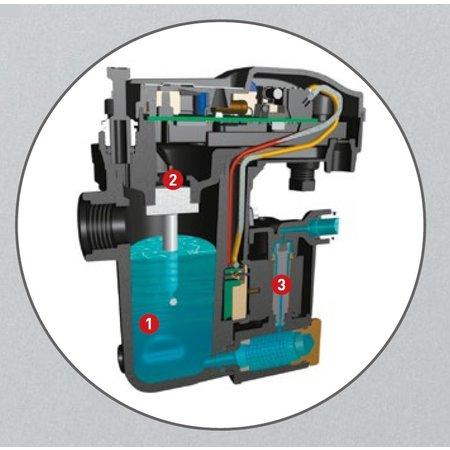 "COMPRAG Condensaatventiel Niveaugestuurd ED-20 | 20 m³/min - 1/2"""