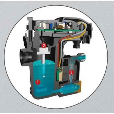 "COMPRAG Condensaatventiel Niveaugestuurd ED-30 | 30 m³/min - 1/2"""