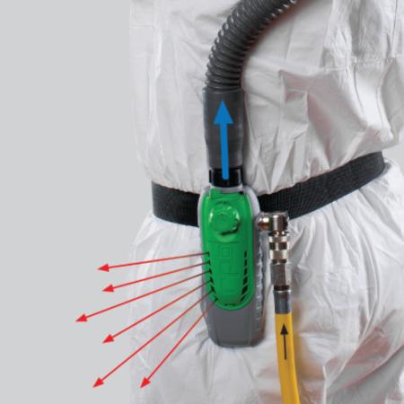 RPB Respiratory STRAALHELM NOVA 3 + CONDITIONER C40