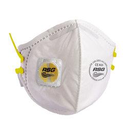 RSG Safety  Vouwmasker C series - FFP3V NR D
